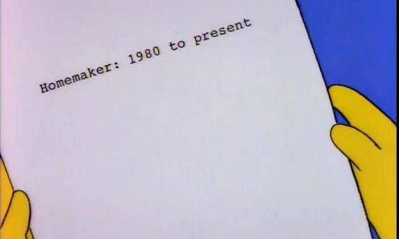 Curriculum Marge Simpson
