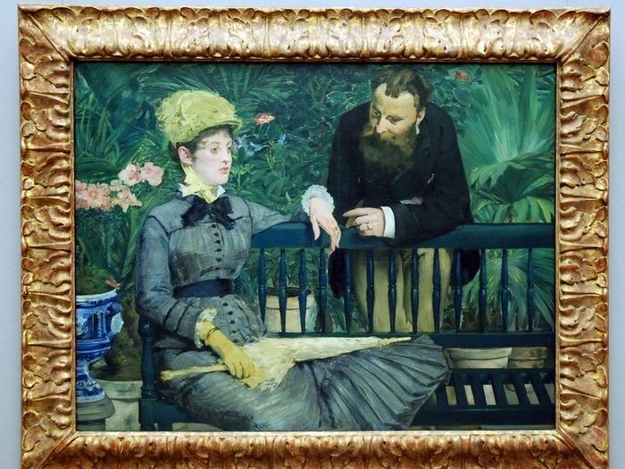 Nel -conservatorio-Manet