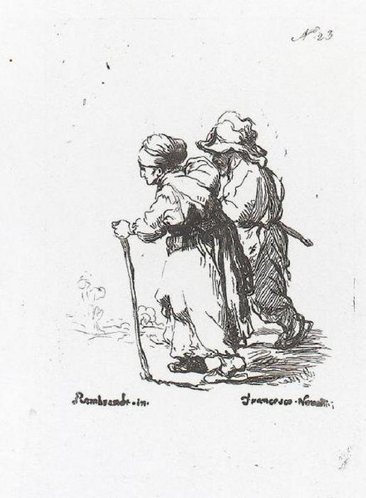 Rembrandt_due_mendicanti