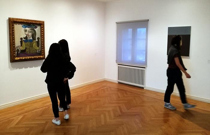 Mostra Pablo Picasso X Thomas Scheibitz al Berggruen Museum