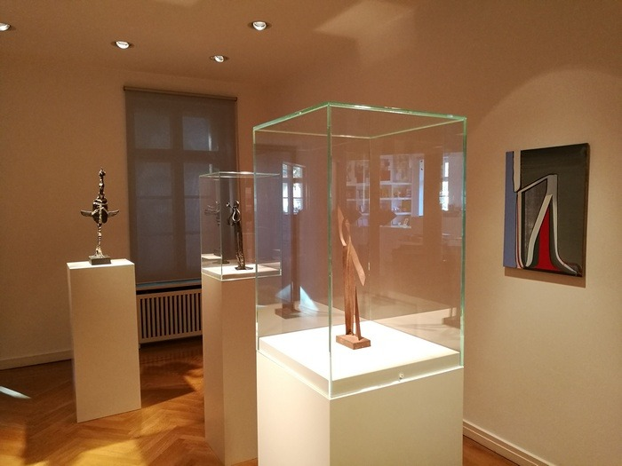 Mostra Pablo Picasso X Thomas Scheibitz al Berggruen Museum : sculture