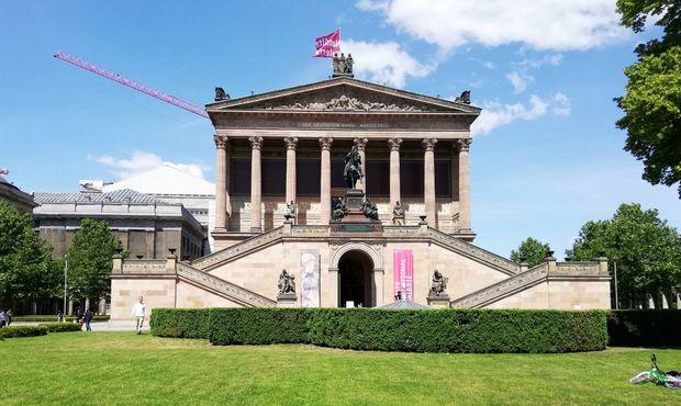 edificio della Alte Nationalgalerie